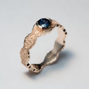 Shop Spinel Rings! Blue Spinel Ring, Spinel Engagement Ring, Deep Blue Spinel Ring, Round Spinel Ring, Spinel Solitaire Ring, Lace Spinel Ring, Unique Spinel   Natural genuine Spinel rings, simple unique alternative gemstone engagement rings. #rings #jewelry #bridal #wedding #jewelryaccessories #engagementrings #weddingideas #affiliate #ad