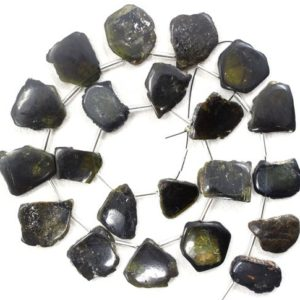 Shop Tourmaline Chip & Nugget Beads! Awesome Quality Raw Natural Tourmaline Gemstone, 20 Pieces Uneven Shape Rough,Size 10×12-16×19 MM Polished Raw,Tourmaline Jewelry Wholesale | Natural genuine chip Tourmaline beads for beading and jewelry making.  #jewelry #beads #beadedjewelry #diyjewelry #jewelrymaking #beadstore #beading #affiliate #ad
