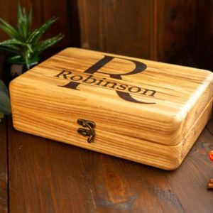 Shop Men's Jewelry Boxes! Watch wood box, mens jewelry box, box for 4 watches, box for watches, wooden jewelry box, watch box 4 slot, watch box for women | Shop jewelry making and beading supplies, tools & findings for DIY jewelry making and crafts. #jewelrymaking #diyjewelry #jewelrycrafts #jewelrysupplies #beading #affiliate #ad