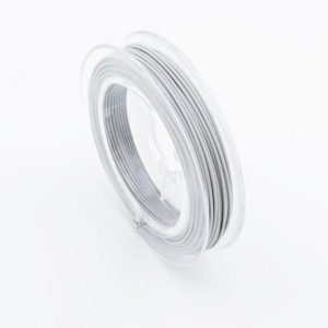 Shop Wire! 10 m jewellery Wire 0.45 mm white | Shop jewelry making and beading supplies, tools & findings for DIY jewelry making and crafts. #jewelrymaking #diyjewelry #jewelrycrafts #jewelrysupplies #beading #affiliate #ad