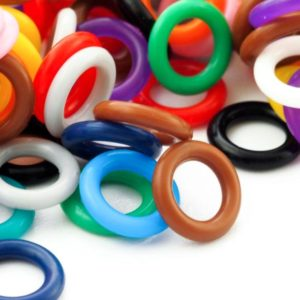Shop Findings for Jewelry Making! 100 – 10mm OD Silicone Jump Rings – You Pick Color – Black, White, Brown, Pink, Purple, Blue, Green, Yellow, Orange, Red or Mix | Shop jewelry making and beading supplies, tools & findings for DIY jewelry making and crafts. #jewelrymaking #diyjewelry #jewelrycrafts #jewelrysupplies #beading #affiliate #ad