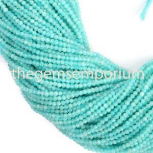 Shop Amazonite Faceted Beads! Amazonite Faceted Rondelle Beads,Amazonite Faceted Beads, Amazonite Machine Cut BEads, Amazonite Beads, AAA Quality Amazonite | Natural genuine faceted Amazonite beads for beading and jewelry making.  #jewelry #beads #beadedjewelry #diyjewelry #jewelrymaking #beadstore #beading #affiliate #ad