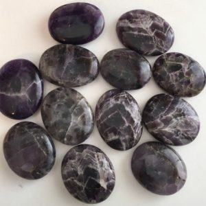 Shop Amethyst Shapes! Amethyst Palm Stone, Healing Crystals, Healing Stones, Spiritual Stone, Chakra Stone | Natural genuine stones & crystals in various shapes & sizes. Buy raw cut, tumbled, or polished gemstones for making jewelry or crystal healing energy vibration raising reiki stones. #crystals #gemstones #crystalhealing #crystalsandgemstones #energyhealing #affiliate #ad
