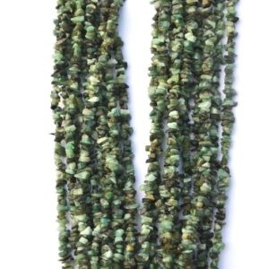Shop Emerald Chip & Nugget Beads! Beautiful Natural and Genuine green  Emerald chips Beads 1 strand 4-6 mm 34 inches Long, Lowest Prices and Best Quality | Natural genuine chip Emerald beads for beading and jewelry making.  #jewelry #beads #beadedjewelry #diyjewelry #jewelrymaking #beadstore #beading #affiliate #ad