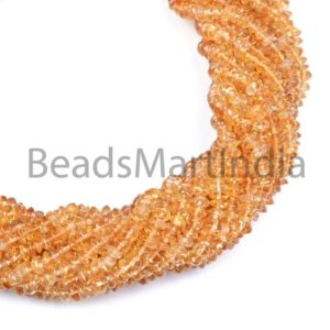 Shop Citrine Bead Shapes! Citrine Plain Button Beads, Smooth Plain Beads, Citrine Beads, Plain Button Beads, Smooth Beads, Citrine Wholesale Beads | Natural genuine other-shape Citrine beads for beading and jewelry making.  #jewelry #beads #beadedjewelry #diyjewelry #jewelrymaking #beadstore #beading #affiliate #ad