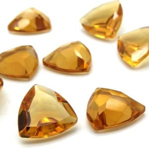 Trillion gemstone Citrine,triangle stone,gemstone faceted citrine,semiprecious stones,loose stones for jewelry making – AA Quality – 1 Pc | Natural genuine stones & crystals in various shapes & sizes. Buy raw cut, tumbled, or polished gemstones for making jewelry or crystal healing energy vibration raising reiki stones. #crystals #gemstones #crystalhealing #crystalsandgemstones #energyhealing #affiliate #ad