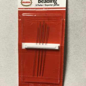 Shop Beading Needles! Colonial Beading Needles | Shop jewelry making and beading supplies, tools & findings for DIY jewelry making and crafts. #jewelrymaking #diyjewelry #jewelrycrafts #jewelrysupplies #beading #affiliate #ad