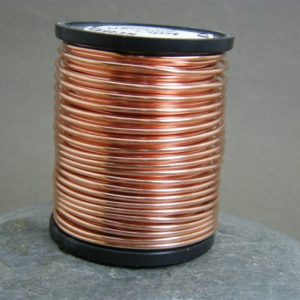 Copper wire ~ 1.6 mm gauge bare copper wire ~ Antique copper wire ~ 16g copper wire ~ Jewellery supplies ~ Wire wrapping ~ Jewelry wire ~ UK | Shop jewelry making and beading supplies, tools & findings for DIY jewelry making and crafts. #jewelrymaking #diyjewelry #jewelrycrafts #jewelrysupplies #beading #affiliate #ad