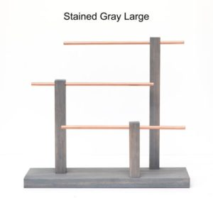 Shop Storage for Beading Supplies! Darcy Jewelry Stand – Jewelry Organizer | Shop jewelry making and beading supplies, tools & findings for DIY jewelry making and crafts. #jewelrymaking #diyjewelry #jewelrycrafts #jewelrysupplies #beading #affiliate #ad