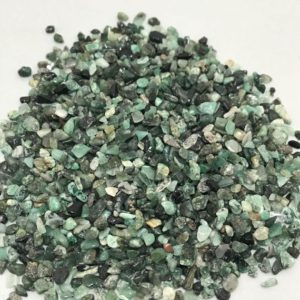 Shop Emerald Chip & Nugget Beads! 50 Grams Natural Emerald Loose Undrilled Chips Beads, 2.5mm to 4mm, Green Beads, Gemstone Beads, Semiprecious Stone Beads | Natural genuine chip Emerald beads for beading and jewelry making.  #jewelry #beads #beadedjewelry #diyjewelry #jewelrymaking #beadstore #beading #affiliate #ad