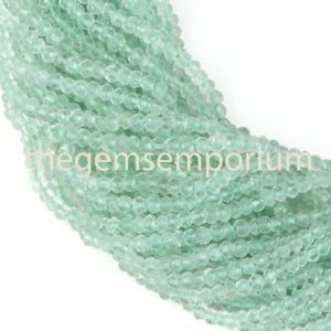 Shop Green Amethyst Beads! Green Amethyst Faceted Rondelle Beads,Green Amethyst Rondelle Beads,Green Amethyst Faceted Beads,Green Amethyst Indian Cut,Wholesale Beads | Natural genuine faceted Green Amethyst beads for beading and jewelry making.  #jewelry #beads #beadedjewelry #diyjewelry #jewelrymaking #beadstore #beading #affiliate #ad