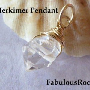 Shop Herkimer Diamond Beads! Herkimer Diamonds Herkimers Bead Nugget Crystal Quartz   Herkimer Necklace Pendant Jewelry Metaphysical Healing Gems Gemstone, April gd605 | Natural genuine chip Herkimer Diamond beads for beading and jewelry making.  #jewelry #beads #beadedjewelry #diyjewelry #jewelrymaking #beadstore #beading #affiliate #ad