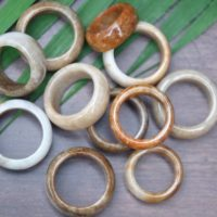 Genuine Burma Tan Brown White Multicolor Jade Rings Thick Band Jadeite Ring 10-13mm Thick | Natural genuine Gemstone jewelry. Buy crystal jewelry, handmade handcrafted artisan jewelry for women.  Unique handmade gift ideas. #jewelry #beadedjewelry #beadedjewelry #gift #shopping #handmadejewelry #fashion #style #product #jewelry #affiliate #ad