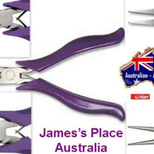Shop Beading Pliers! Ergo Series – Purple Pliers- beading craft and jewellery making | Shop jewelry making and beading supplies, tools & findings for DIY jewelry making and crafts. #jewelrymaking #diyjewelry #jewelrycrafts #jewelrysupplies #beading #affiliate #ad