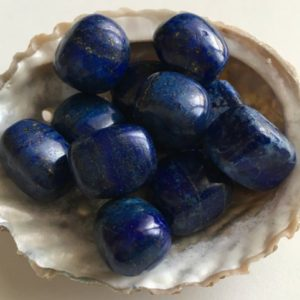 Shop Tumbled Lapis Lazuli Crystals & Pocket Stones! Lapis Lazuli Healing Stone, Harmonizes and Protects, Encourages,Small Tumbled, Healing Crystal, Spiritual Stone, Meditation, Tumbled stone | Natural genuine stones & crystals in various shapes & sizes. Buy raw cut, tumbled, or polished gemstones for making jewelry or crystal healing energy vibration raising reiki stones. #crystals #gemstones #crystalhealing #crystalsandgemstones #energyhealing #affiliate #ad