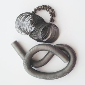 Shop Beading Wire! Loop Jewelry Wire Memory Beading Wire Cuff Bangle Bracelet or Ring Jewelry Findings for Wire Wrap Jewelry DIY Making Supplies | Shop jewelry making and beading supplies, tools & findings for DIY jewelry making and crafts. #jewelrymaking #diyjewelry #jewelrycrafts #jewelrysupplies #beading #affiliate #ad