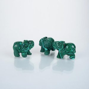 Elephant Malachite Gemstone Figurines, rooms Decor Figurines, popular Decor Figurines, hand Engraving Malachite Figurines, delicate Figurines. | Natural genuine stones & crystals in various shapes & sizes. Buy raw cut, tumbled, or polished gemstones for making jewelry or crystal healing energy vibration raising reiki stones. #crystals #gemstones #crystalhealing #crystalsandgemstones #energyhealing #affiliate #ad