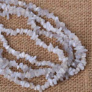 Shop Moonstone Chip & Nugget Beads! Natural Moonstone Chip Beads 34 Inch Strand – Small Moonstone Chips – Small Moonstone Gemstone Chips  – Moonstone Stone | Natural genuine chip Moonstone beads for beading and jewelry making.  #jewelry #beads #beadedjewelry #diyjewelry #jewelrymaking #beadstore #beading #affiliate #ad