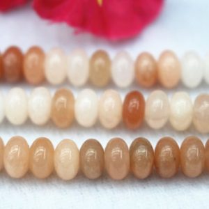 "Shop Aventurine Rondelle Beads! Natural Pink Aventurine Round Beads,4x6mm 5x8mm Pink Aventurine Rondelle Beads,Aventurine beads wholesale supply,15"" strand 