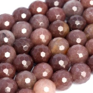 Shop Aventurine Beads! Natural Purple Aventurine Loose Beads Micro Faceted Round Shape 6mm 8mm 10mm | Natural genuine beads Aventurine beads for beading and jewelry making.  #jewelry #beads #beadedjewelry #diyjewelry #jewelrymaking #beadstore #beading #affiliate #ad