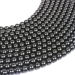 "Shop Onyx Round Beads! Round black onyx beads,round beads,semiprecious beads,loose beads,strand beads,natural beads,gemstone beads,6mm – 16"" Strand 