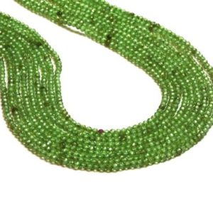 Shop Peridot Faceted Beads! Peridot beads,natural faceted peridot beads,green beads,August birthstone beads,tiny beads,small beads,2mm beads,3mm beads | Natural genuine faceted Peridot beads for beading and jewelry making.  #jewelry #beads #beadedjewelry #diyjewelry #jewelrymaking #beadstore #beading #affiliate #ad