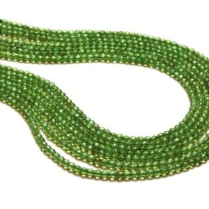 Shop Peridot Faceted Beads! Round faceted beads,peridot beads,energy beads,August birthstone beads,natural beads,natural peridot,green beads,green quartz beads,tiny | Natural genuine faceted Peridot beads for beading and jewelry making.  #jewelry #beads #beadedjewelry #diyjewelry #jewelrymaking #beadstore #beading #affiliate #ad