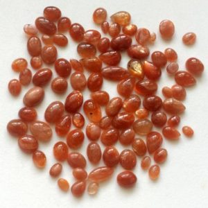 Shop Sunstone Cabochons! 4x6mm – 9x13mm Sunstone Plain Oval & Pear Cabochons, 5 Pcs Natural Sunstone Flat Back Cabochons, Loose Sunstone Gems For Jewelry  – kS3627 | Natural genuine stones & crystals in various shapes & sizes. Buy raw cut, tumbled, or polished gemstones for making jewelry or crystal healing energy vibration raising reiki stones. #crystals #gemstones #crystalhealing #crystalsandgemstones #energyhealing #affiliate #ad
