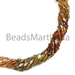 Shop Tourmaline Bead Shapes! Petro Tourmaline Plain Oval Beads, Tourmaline Smooth Beads, Petro Tourmaline Beads, Tourmaline Plain Beads, Petro Tourmaline Oval Beads | Natural genuine other-shape Tourmaline beads for beading and jewelry making.  #jewelry #beads #beadedjewelry #diyjewelry #jewelrymaking #beadstore #beading #affiliate #ad