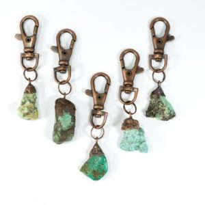 Shop Turquoise Stones & Crystals! Turquoise keychain | Raw crystal keychain | Turquoise crystal key clip | Raw turquoise keychain | Southwest gift | Raw mineral keychain | Natural genuine stones & crystals in various shapes & sizes. Buy raw cut, tumbled, or polished gemstones for making jewelry or crystal healing energy vibration raising reiki stones. #crystals #gemstones #crystalhealing #crystalsandgemstones #energyhealing #affiliate #ad