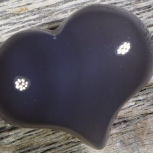 Shop Agate Shapes! Gray Agate Puffy HeartPocket, Worry Healing Stone with Positive Healing Energy! | Natural genuine stones & crystals in various shapes & sizes. Buy raw cut, tumbled, or polished gemstones for making jewelry or crystal healing energy vibration raising reiki stones. #crystals #gemstones #crystalhealing #crystalsandgemstones #energyhealing #affiliate #ad