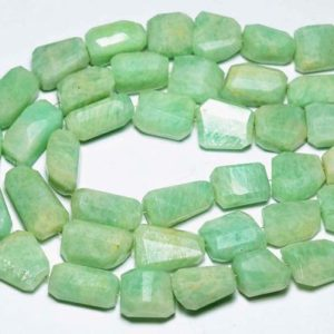 Shop Amazonite Chip & Nugget Beads! 11.5 Inches Strand Natural Amazonite Nuggets Beads 10mm – 20mm Faceted Nugget Center Drilled Gemstone Beads Rare Aa Amazonite Beads No3451 | Natural genuine chip Amazonite beads for beading and jewelry making.  #jewelry #beads #beadedjewelry #diyjewelry #jewelrymaking #beadstore #beading #affiliate #ad