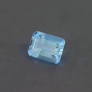 Shop Aquamarine Shapes! 8x6x3.8 mm Natural Aquamarine Faceted Octagon 1 Piece 1.27 cts Loose Gemstone – 100% Natural Blue Genuine Aquamarine Gemstone – AQBLU-1126 | Natural genuine stones & crystals in various shapes & sizes. Buy raw cut, tumbled, or polished gemstones for making jewelry or crystal healing energy vibration raising reiki stones. #crystals #gemstones #crystalhealing #crystalsandgemstones #energyhealing #affiliate #ad