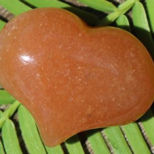 Shop Aventurine Shapes! Orange Aventurine Puffy Heart Pocket, Worry Healing Stone with Positive Healing Energy! | Natural genuine stones & crystals in various shapes & sizes. Buy raw cut, tumbled, or polished gemstones for making jewelry or crystal healing energy vibration raising reiki stones. #crystals #gemstones #crystalhealing #crystalsandgemstones #energyhealing #affiliate #ad