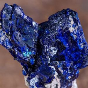 Shop Raw & Rough Azurite Stones! AZURITE Crystal Mineral Specimen – White Matrix, Raw Stone Rustic Home Decor, Housewarming Gift Fathers Day TSG | Natural genuine stones & crystals in various shapes & sizes. Buy raw cut, tumbled, or polished gemstones for making jewelry or crystal healing energy vibration raising reiki stones. #crystals #gemstones #crystalhealing #crystalsandgemstones #energyhealing #affiliate #ad