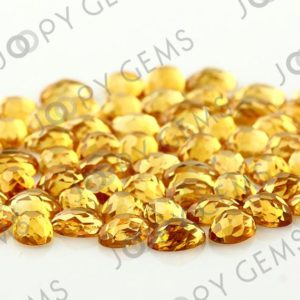 Shop Citrine Cabochons! Citrine Rose Cut Oval Cabochon 6x4mm FLAT BACK – 1 cab | Natural genuine stones & crystals in various shapes & sizes. Buy raw cut, tumbled, or polished gemstones for making jewelry or crystal healing energy vibration raising reiki stones. #crystals #gemstones #crystalhealing #crystalsandgemstones #energyhealing #affiliate #ad