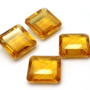 Square cut Citrine,Citrine gemstone,yellow stones,quartz gemstones,loose gemstones,semiprecious stones,wholesale – AA Quality – 1 Pc | Natural genuine stones & crystals in various shapes & sizes. Buy raw cut, tumbled, or polished gemstones for making jewelry or crystal healing energy vibration raising reiki stones. #crystals #gemstones #crystalhealing #crystalsandgemstones #energyhealing #affiliate #ad