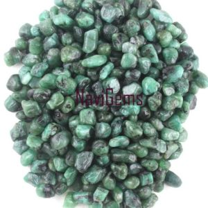 Shop Emerald Chip & Nugget Beads! Best Quality 50 Piece Natural Emerald Rough,Gemstone Rough ,6-8 MM Approx,Emerald Making Jewelry,Undrilled,Natural Raw,Wholesale Price | Natural genuine chip Emerald beads for beading and jewelry making.  #jewelry #beads #beadedjewelry #diyjewelry #jewelrymaking #beadstore #beading #affiliate #ad