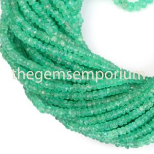 Shop Emerald Faceted Beads! Colombian Emerald Faceted Rondelle Beads, emerald Rondelle Beads, emerald Beads, emerald Wholesale Beads, colombian Emerald Faceted Beads | Natural genuine faceted Emerald beads for beading and jewelry making.  #jewelry #beads #beadedjewelry #diyjewelry #jewelrymaking #beadstore #beading #affiliate #ad