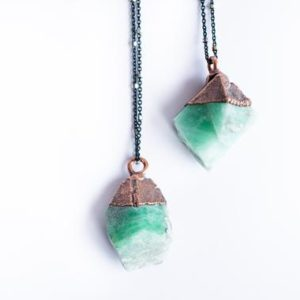 Shop Emerald Necklaces! Genuine emerald crystal necklace | Real emerald necklace | Emerald gemstone necklace | May birthstone jewelry | May birthstone necklace | Natural genuine Emerald necklaces. Buy crystal jewelry, handmade handcrafted artisan jewelry for women.  Unique handmade gift ideas. #jewelry #beadednecklaces #beadedjewelry #gift #shopping #handmadejewelry #fashion #style #product #necklaces #affiliate #ad