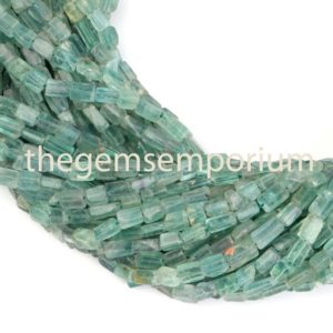 Shop Fluorite Bead Shapes! Green Fluorite Beads, fluorite Plain Long Square Beads, green Fluorite Plain Beads, fluorite Plain Long Beads, aa Quality Beads, wholesale Beads | Natural genuine other-shape Fluorite beads for beading and jewelry making.  #jewelry #beads #beadedjewelry #diyjewelry #jewelrymaking #beadstore #beading #affiliate #ad