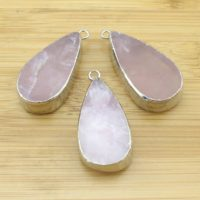 Pink Stone Druzy Cluster Pendant With Silver Electroplated Edges Nature White Fluorite Druzy Pendant For Necklace, –diy Jewelry-tr0187 | Natural genuine Gemstone jewelry. Buy crystal jewelry, handmade handcrafted artisan jewelry for women.  Unique handmade gift ideas. #jewelry #beadedjewelry #beadedjewelry #gift #shopping #handmadejewelry #fashion #style #product #jewelry #affiliate #ad