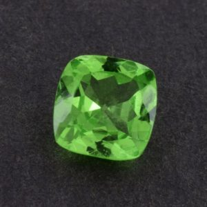 Shop Garnet Shapes! 1.12 cts Natural Tsavorite Green Garnet 6.4×6.4×3.4 mm Faceted Cushion Loose Gemstone – 100% Natural Tsavorite Garnet Gemstone – TSGRN-1145 | Natural genuine stones & crystals in various shapes & sizes. Buy raw cut, tumbled, or polished gemstones for making jewelry or crystal healing energy vibration raising reiki stones. #crystals #gemstones #crystalhealing #crystalsandgemstones #energyhealing #affiliate #ad