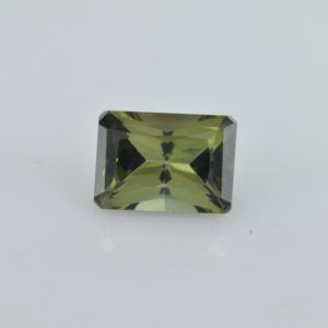 1.14 Cts Natural Green Tourmaline 7x5x4.10 Mm Octagon Loose Gemstone , Natural Green Tourmaline Gemstone – Green Tourmaline Ring, Tugrn-1054 | Natural genuine stones & crystals in various shapes & sizes. Buy raw cut, tumbled, or polished gemstones for making jewelry or crystal healing energy vibration raising reiki stones. #crystals #gemstones #crystalhealing #crystalsandgemstones #energyhealing #affiliate #ad