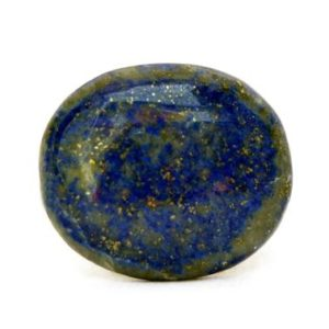 Shop Lapis Lazuli Cabochons! Lapis Lazuli Cabochon Gemstone (27mm x 23mm x 5mm) – Oval Shape – Natural Blue Stones – Loose Cab | Natural genuine stones & crystals in various shapes & sizes. Buy raw cut, tumbled, or polished gemstones for making jewelry or crystal healing energy vibration raising reiki stones. #crystals #gemstones #crystalhealing #crystalsandgemstones #energyhealing #affiliate #ad