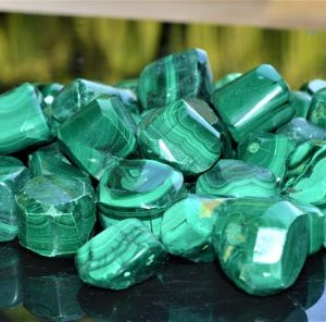 Shop Tumbled Malachite Crystals & Pocket Stones! Natural 100% Pure Green Malachite 1 Kilogram Healing Reiki Power Charged Tumbled | Natural genuine stones & crystals in various shapes & sizes. Buy raw cut, tumbled, or polished gemstones for making jewelry or crystal healing energy vibration raising reiki stones. #crystals #gemstones #crystalhealing #crystalsandgemstones #energyhealing #affiliate #ad