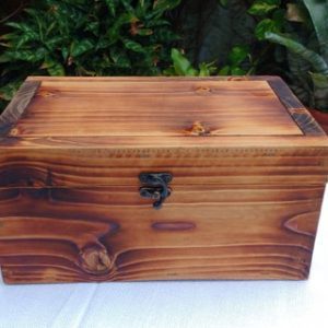 Shop Storage for Beading Supplies! Medium Wooden Box, A Handcrafted Mother's Day Gift for Her, Jewelry Box Gift for Mom, Grandma, Wife, Valet Memory Box, Keepsake Box | Shop jewelry making and beading supplies, tools & findings for DIY jewelry making and crafts. #jewelrymaking #diyjewelry #jewelrycrafts #jewelrysupplies #beading #affiliate #ad