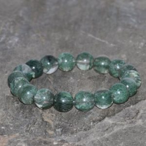 Shop Moss Agate Bracelets! Moss Agate Beaded Bracelet, 10mm Grade AAA Beads, Yoga Gift, Natural Green Agate Bracelet, Stack Gemstone Bracelet, Unisex Healing Bracelet | Natural genuine Moss Agate bracelets. Buy crystal jewelry, handmade handcrafted artisan jewelry for women.  Unique handmade gift ideas. #jewelry #beadedbracelets #beadedjewelry #gift #shopping #handmadejewelry #fashion #style #product #bracelets #affiliate #ad