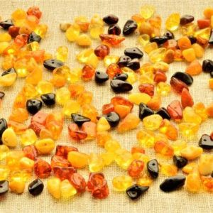 Shop Amber Chip & Nugget Beads! Natural Amber Beads 5-200 Grams Chip Beads (4-7mm) Jewelry Supplies Beads, Baltic Amber Beads, Polished Mixed Beads | Natural genuine chip Amber beads for beading and jewelry making.  #jewelry #beads #beadedjewelry #diyjewelry #jewelrymaking #beadstore #beading #affiliate #ad