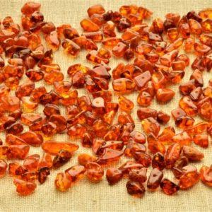 Shop Amber Chip & Nugget Beads! Natural Amber Beads 5-200 Grams Chip Beads (4-7mm) Jewelry Supplies Beads, Baltic Amber Beads, Polished Cognac Beads | Natural genuine chip Amber beads for beading and jewelry making.  #jewelry #beads #beadedjewelry #diyjewelry #jewelrymaking #beadstore #beading #affiliate #ad